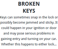 Broken Keys London